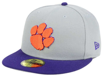 Clemson Tigers NCAA Grayson 59FIFTY Cap Hats