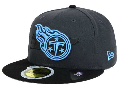 Tennessee Titans NFL State Flective 3.0 59FIFTY Cap Hats