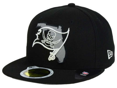 Tampa Bay Buccaneers NFL State Flective Redux 59FIFTY Cap Hats