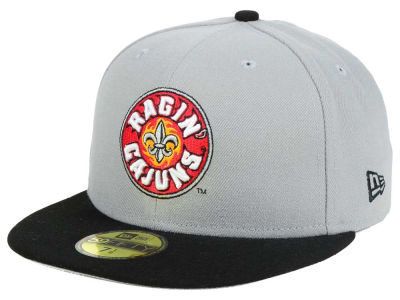 Louisiana Ragin' Cajuns NCAA Grayson 59FIFTY Cap Hats