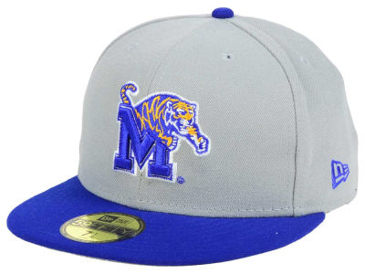 Memphis Tigers NCAA Grayson 59FIFTY Cap Hats