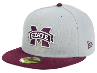 Mississippi State Bulldogs NCAA Grayson 59FIFTY Cap Hats