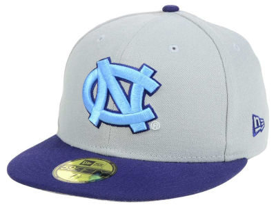 North Carolina Tar Heels NCAA Grayson 59FIFTY Cap Hats
