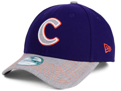 Clemson Tigers NCAA Heathered 9FORTY Cap Hats