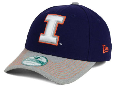 Illinois Fighting Illini NCAA Heathered 9FORTY Cap Hats