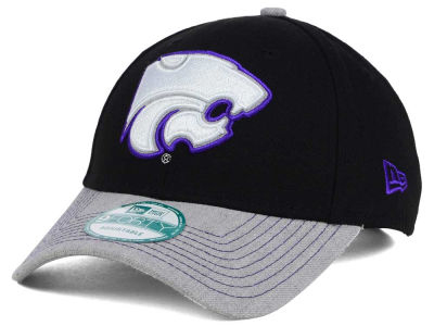 Kansas State Wildcats NCAA Heathered 9FORTY Cap Hats