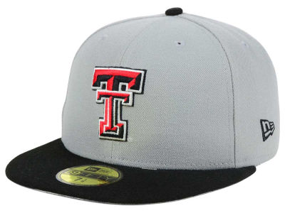Texas Tech Red Raiders NCAA Grayson 59FIFTY Cap Hats