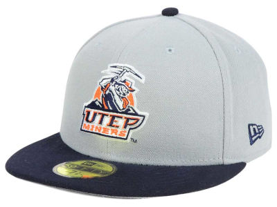 UTEP Miners NCAA Grayson 59FIFTY Cap Hats