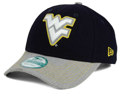 West Virginia Mountaineers NCAA Heathered 9FORTY Cap Hats