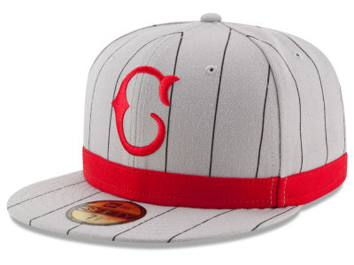 Cincinnati Reds MLB 2016 Turn Back the Clock 59FIFTY Cap Hats