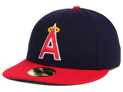 Los Angeles Angels MLB 2016 Turn Back The Clock Low Profile 59FIFTY Cap Hats