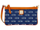 Seattle Seahawks Dooney & Bourke Large Dooney & Bourke Wristlet Luggage, Backpacks & Bags