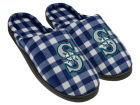 Seattle Mariners Forever Collectibles Flannel Cup Sole Slippers Boxed Apparel & Accessories