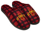 Iowa State Cyclones Forever Collectibles Flannel Cup Sole Slippers Boxed Apparel & Accessories