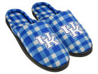 Kentucky Wildcats Forever Collectibles Flannel Cup Sole Slippers Boxed Apparel & Accessories