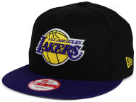 New Era NBA Kobe Collection 9FIFTY Snapback Cap Adjustable Hats