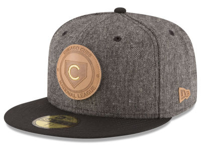 Chicago Cubs MLB Vintage Tweed 59FIFTY Cap Hats