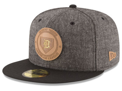 Detroit Tigers MLB Vintage Tweed 59FIFTY Cap Hats