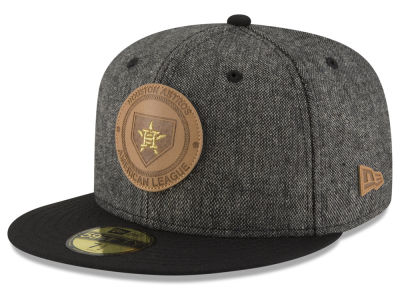 Houston Astros MLB Vintage Tweed 59FIFTY Cap Hats