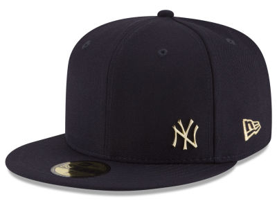 New York Yankees MLB Flawless OGold 59FIFTY Cap Hats