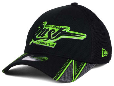 Saskatchewan Rush NLL 2016 Onfield 39THIRTY Cap Hats