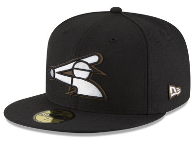 Chicago White Sox MLB Classic Leather Outline 59FIFTY Cap Hats