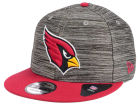 Arizona Cardinals New Era NFL Blurred Trick 9FIFTY Snapback Cap Adjustable Hats