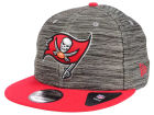 Tampa Bay Buccaneers New Era NFL Blurred Trick 9FIFTY Snapback Cap Adjustable Hats