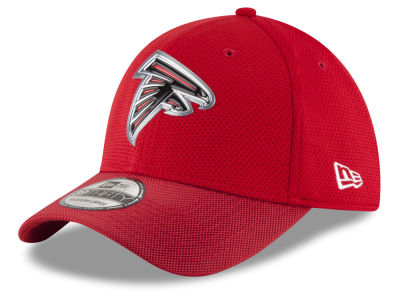Atlanta Falcons 2016 NFL On Field Color Rush 39THIRTY Cap Hats