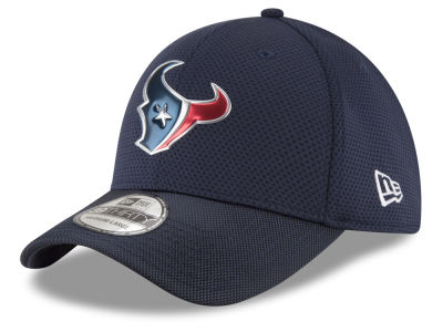 Houston Texans 2016 NFL On Field Color Rush 39THIRTY Cap Hats