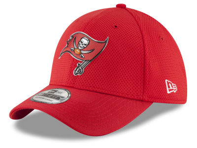 Tampa Bay Buccaneers 2016 NFL On Field Color Rush 39THIRTY Cap Hats