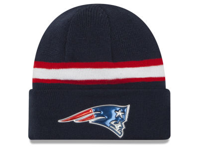 New England Patriots 2016 NFL On Field Color Rush Knit Hats