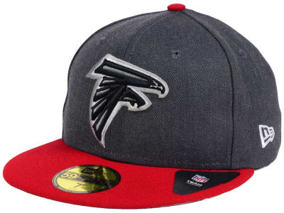 Atlanta Falcons NFL Shader Melt 59FIFTY Cap Hats
