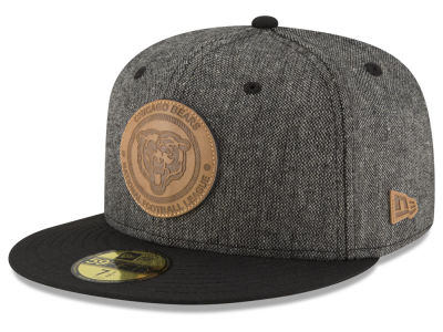 Chicago Bears NFL Vintage Tweed 59FIFTY Cap Hats