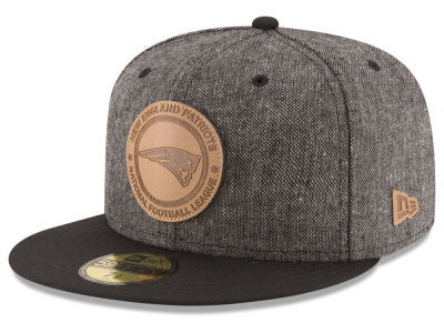 New England Patriots NFL Vintage Tweed 59FIFTY Cap Hats