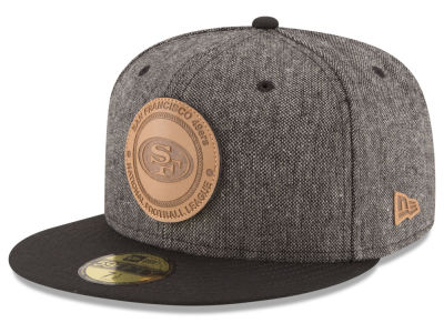 San Francisco 49ers NFL Vintage Tweed 59FIFTY Cap Hats