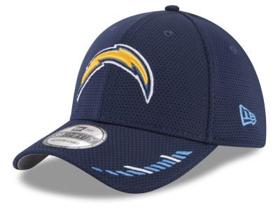 Los Angeles Chargers NFL Team Hashmark 39THIRTY Cap Hats