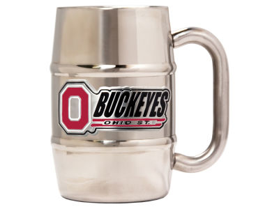 Great American Products 16oz Double Wall Barrel Mug