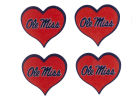 Ole Miss Rebels Waterless Game Face Tattoo Gameday & Tailgate