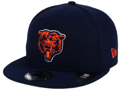 Chicago Bears NFL Historic Vintage 9FIFTY Snapback Cap Hats