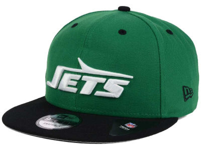 New York Jets NFL Historic Vintage 9FIFTY Snapback Cap Hats