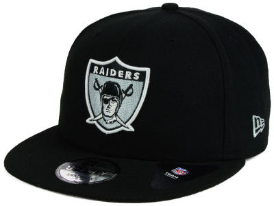 Oakland Raiders NFL Historic Vintage 9FIFTY Snapback Cap Hats