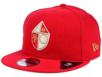 San Francisco 49ers NFL Historic Vintage 9FIFTY Snapback Cap Hats