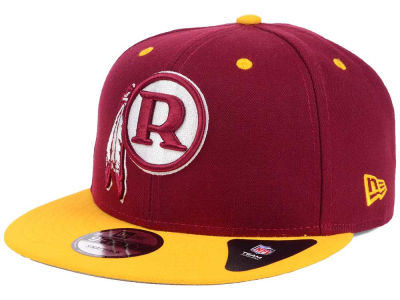 Washington Redskins NFL Historic Vintage 9FIFTY Snapback Cap Hats