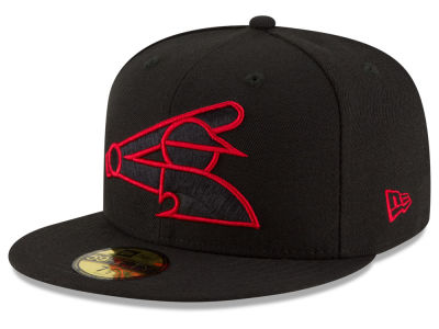 Chicago White Sox MLB Black on Red 59FIFTY Cap Hats