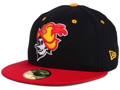 Albuquerque Dukes MLB Dukes Custom 59FIFTY Cap Hats