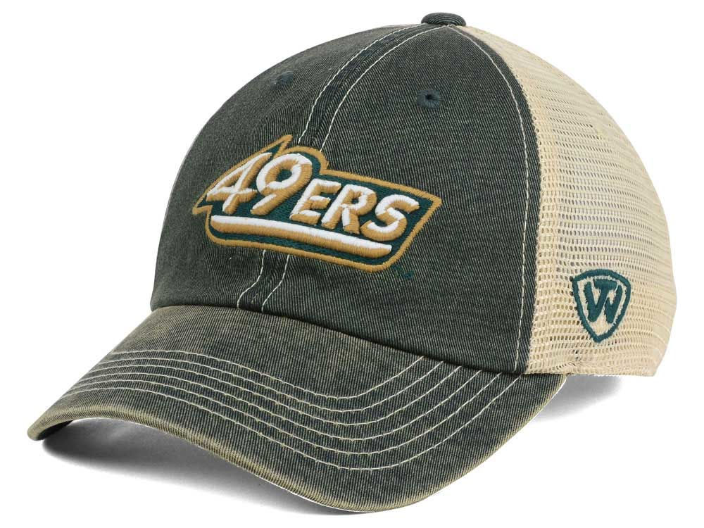 new style 62b0f d307e Charlotte 49ers Top of the World NCAA Wickler Mesh Cap good