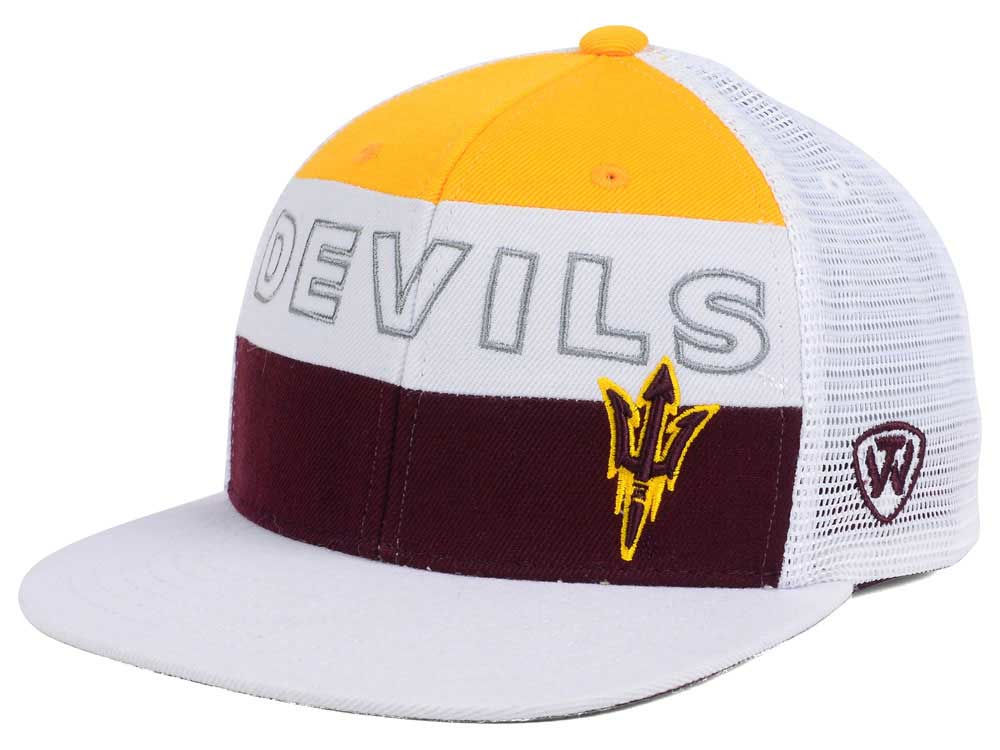 sale retailer 6f966 ad072 ... reduced arizona state sun devils top of the world ncaa midcourt  snapback cap outlet 0cc88 ff105