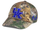 Kentucky Wildcats Top of the World NCAA Fallout Stretch Cap Stretch Fitted Hats