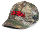 Ole Miss Rebels Top of the World NCAA Fallout Stretch Cap Stretch Fitted Hats